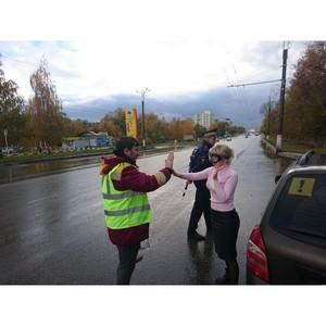 В Саранске состоялся профилактический рейд «Автотрезвость».