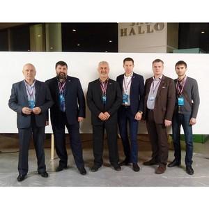 Делегация волгоградских общественников принимает участие в работе итогового «Форума Действий» ОНФ
