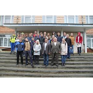 О встрече практика со студентами Пухляковского агропромышленного техникума