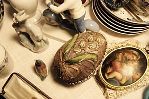 XXII Антикварный маркет «Блошинка» состоится 8 - 9 апреля, в самом центре столицы