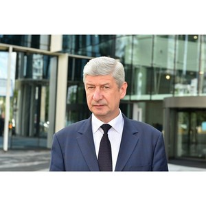 Сергей Лёвкин: Храм Дмитрия Солунского в Хорошеве будет введен в эксплуатацию в этом году