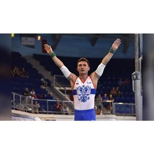 Магистрант вуза взял второе место на Кубке России по спортивной гимнастике