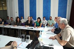 Выборы как на ладони: в УРГЭУ стартовала Академия избирательных технологий