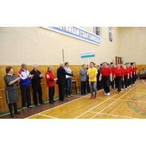В Костромаэнерго прошли спортивные соревнования, посвященные 95-летию ГОЭЛРО