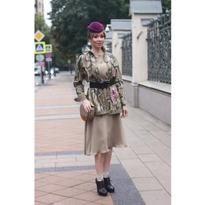 Одежду из императорского хрустящего шелка теперь можно купить в России