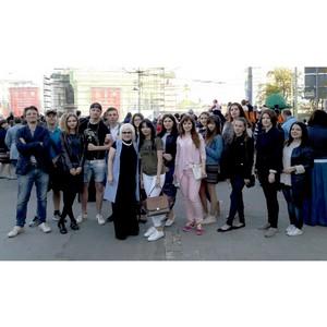 Студенты ЮРИУ РАНХиГС приняли участие в празднике славянской письменности