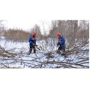 В Кемеровской области завершились практические учения энергетиков, спасателей и лесников
