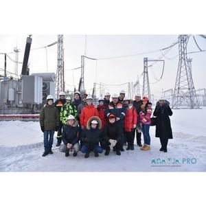 Энергетики ФСК ЕЭС в преддверии каникул напоминают красноярским школьникам об электробезопасности.