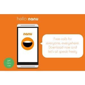 Запущено уникальное приложение для бесплатных звонков nanu