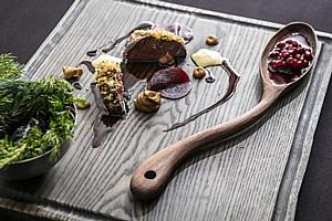 Виталий Тихонов в четверке лучших шеф-поваров конкурса Taste the World with Etihad Airways