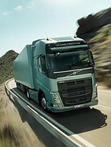Volvo FH � ���������� ���������� ������ � ���� ����������