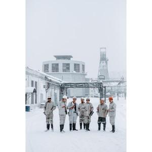 """Поток студентов-практикантов на шахту """"Юбилейная"""" вырос на 30% за 10 месяцев"""