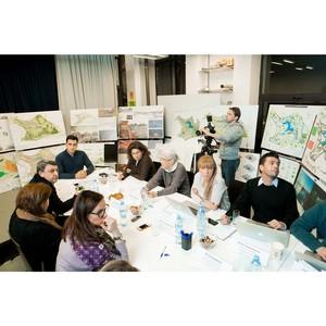 Итоговое заседание экспертного совета конкурса на разработку концепции развития парка «Митино»