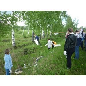 По инициативе активистов ОНФ в Мордовии проходят субботники, приуроченные ко Дню России