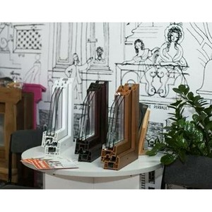 Deceuninck. Партнер «Декёнинк» компания «Фабрика Окон» приняла участие в выставке «Ремонт Экспо»