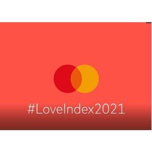 Mastercard Love Index: как влюбленные отмечают День святого Валентина