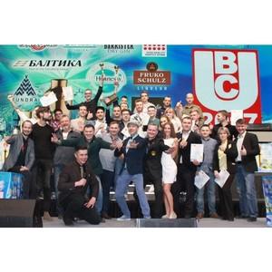 Эксперты компании «Балтика» провели мастер-классы для участников и гостей Кубка барменов в Воронеже