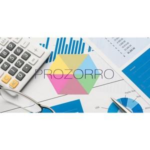 На первом тендере «Днепрогаза» в «ProZorro» удалось на 12% уменьшить стартовую цену