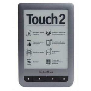 PocketBook Touch 2 – лучшая электронная книга 2013 года по версии Рунета