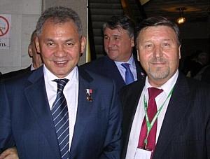 Декан географического факультета АлтГУ стал Почетным членом Русского географического общества