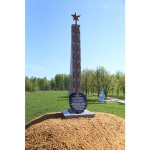 Первый этап Вахты памяти, проходящей при участии «Новотранса» в Орловской области, успешно завершен