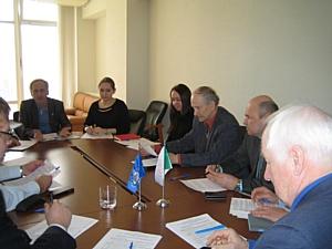 Заседание Оргкомитета по подготовке Форума по техперевооружению