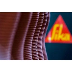 """ехнологи¤ 3D-печати из бетона компании Sika получила награду международного конкурса"