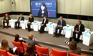 Ректор АлтГУ принял участие в видеомосте Москва – Лондон