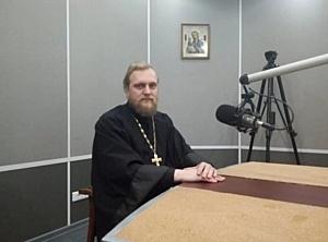 """Отец Виталий о жизни Приюта на радио «Теос"""": «Православное слово» 16 февраля 2017 года"""