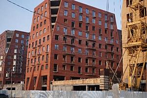 «Аквилон-Инвест» наращивает объемы нового строительства