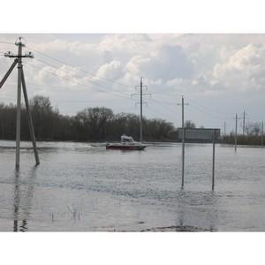 Энергетики Костромаэнерго предупреждают: во время паводка опасно приближаться к энергообъектам