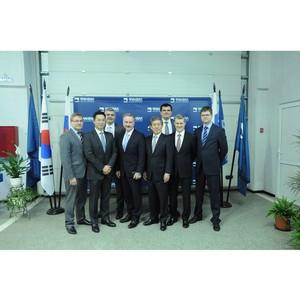 ГК «Финвал» и Hwacheon: вектор устойчивого развития