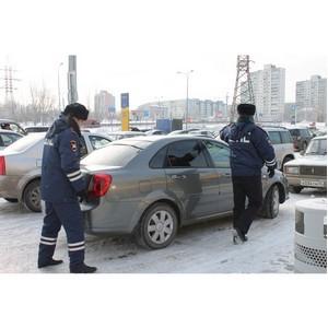 Активисты ОНФ провели рейд по соблюдению правил на парковках для инвалидов в Волгограде