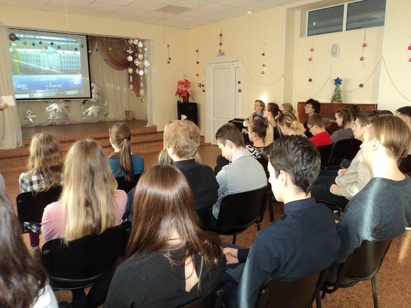 Профориентационная работа в Новоуральском технологическом институте