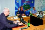 Технологии ГЛОНАСС на службе «Системы -112» Астраханской области