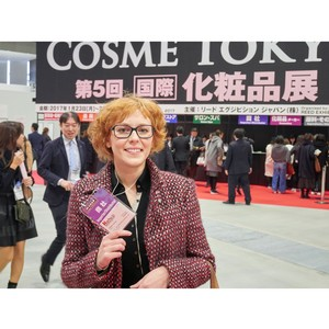 Hochu.jp Co.Ltd приняла участие в международной выставке Cosme Tokyo