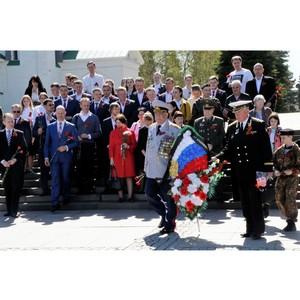 Морские пехотинцы Нижегородской области провели мероприятие, посвященное 73 годовщине со дня Победы