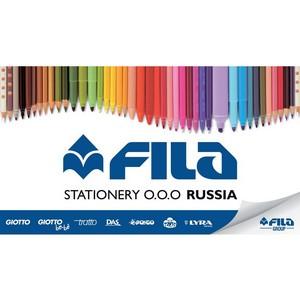 F.I.L.A. Russia стала официальным партнером II Конкурса «Юный художник России» – 2018