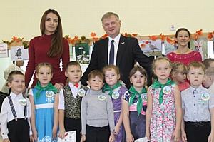 Томские активисты ОНФ провели в селе Бакчар детский экологический конкурс