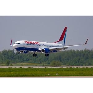 Авиакомпания «Трансаэро» подвела итоги работы за июнь и первое полугодие 2015 года