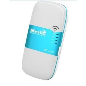 Карманный 3G роутер Merlin Pocket 3G Router