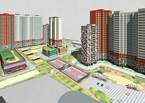 «Азбука Жилья» приступила к реализации квартир в  ЖК «Life Митинская»