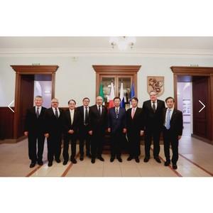 КФУ посетил Министр образования, культуры, спорта, науки и технологий Японии