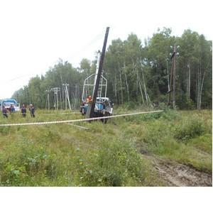 Нижновэнерго отремонтировало 6833 км линий электропередачи с начала года