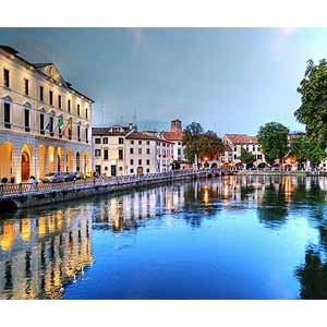 Тревизо - фресковый город