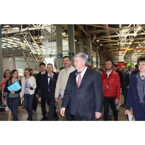 В гостях у «КАМАЗа» побывала официальная делегация из Турции