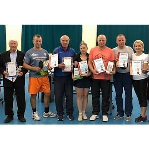 Команда «Липецкцемента» стала бронзовым призером городской спартакиады