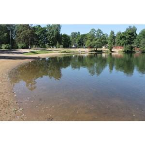 ОНФ в Петербурге добивается улучшения экологической обстановки на берегу Суздальских озер