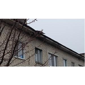 ОНФ настаивает на комплексном капремонте дома в Новой Усмани