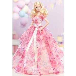 Barbie® готовится к Дню рождения!